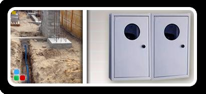 instalacje elektryczne - Wewnętrzna linia zasilająca